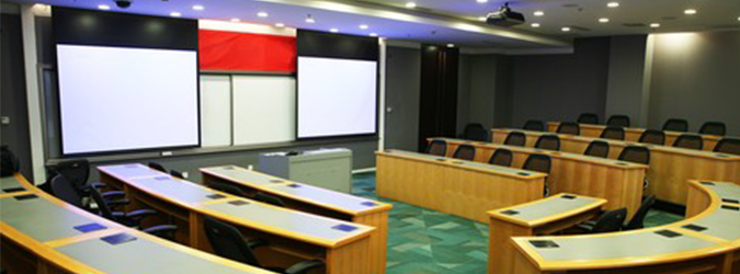 AV Systems for Higher Education